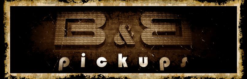 B&B Pickups – Luthier Guitar Show